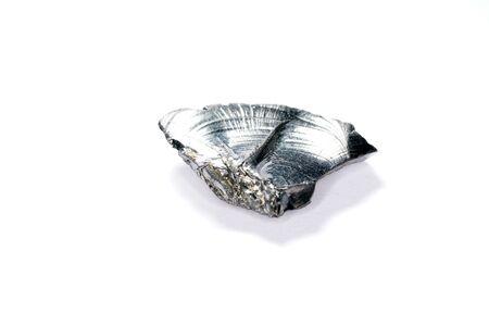 Shungit es una roca negra que se compone principalmente de carbono y fue fotografiada con la mejor calidad y calidad de estudio. Foto de archivo