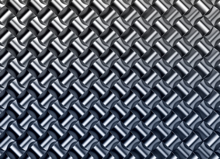 checkerboard backdrop: Silver abstract background design pattern. 3d render