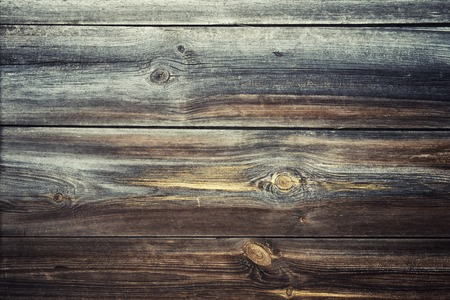 scruffy: Brown old wooden background