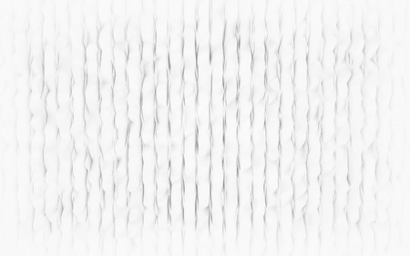 surface: Abstract white geometrical background.3D render