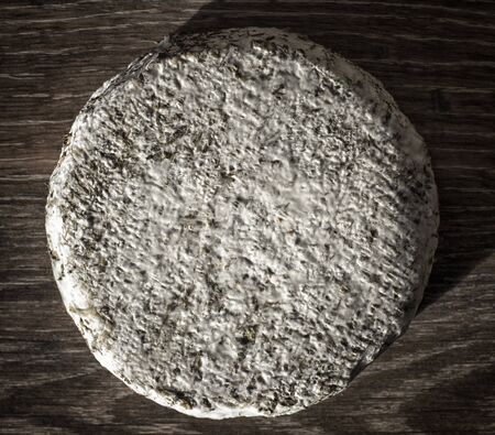Craft cheese from cows and goats milk. Cheese head