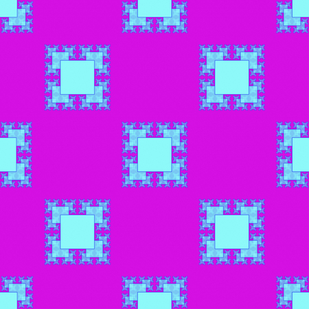 copy paste: Abstract pattern on the pink background Illustration