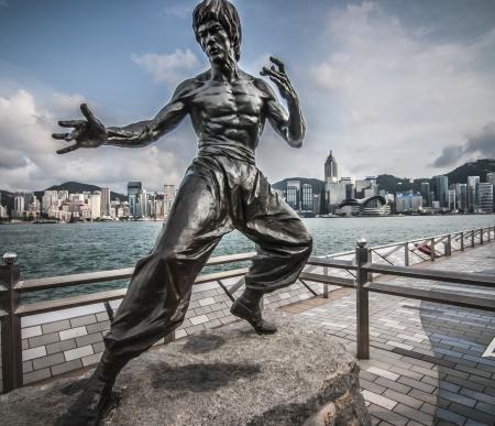 Legendary martial art artist and actor