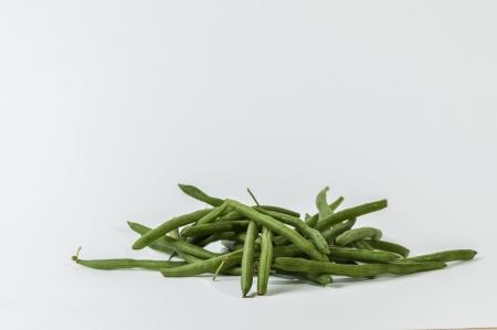 green string bean healthy veggie Stock Photo - 16829320