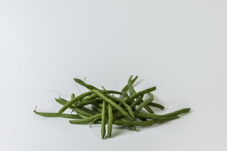 green string bean healthy veggie photo