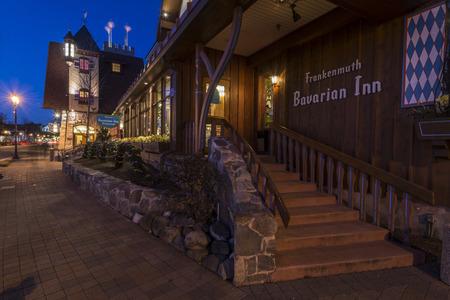 Bavarian inn resort in Frankenmuth Michigan