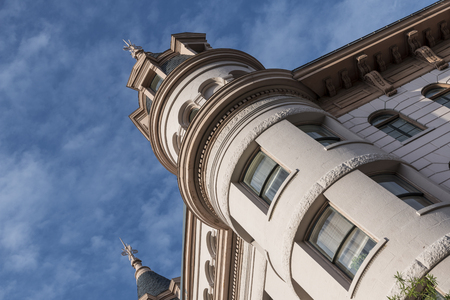 architectural style: a Classical Architectural style in washington dc