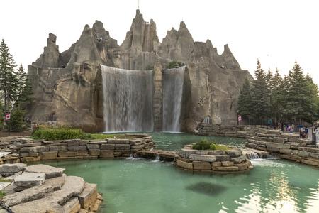 Canadas wonder land in Toronto Ontario Canada