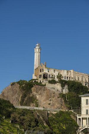 Alcatraz prison island also known as