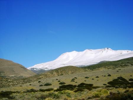 화산 Payun Matru