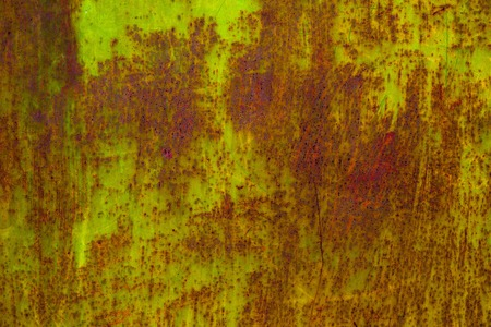 worn structure red: Detailed structure of rusty metal. dark background
