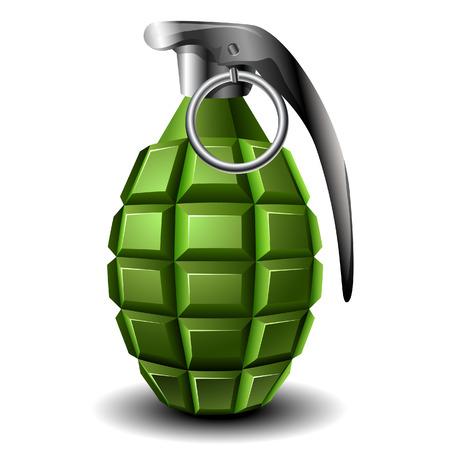 grenade: Hand grenade