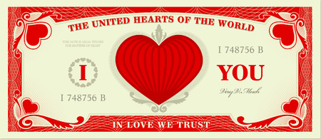 Imagine world where currency is love...