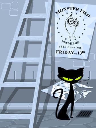 mala suerte: Mucha mala suerte en un solo lugar. Y el viernes la 13 �!