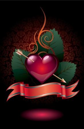 heart Stock Vector - 9484582