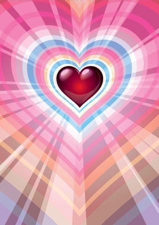 heart Stock Vector - 9484567