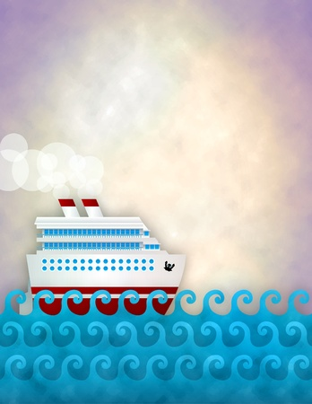 cruise liner: cruise liner