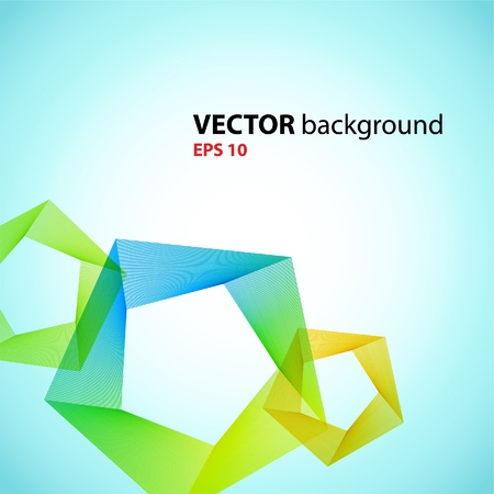 Abstract vector background.  Illustration