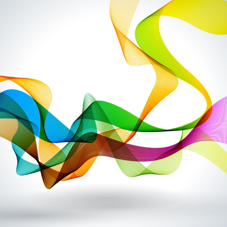 banner background: Abstract background for various needs. Illustration