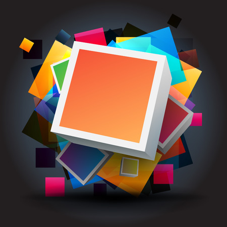 design graphic: Abstract background Illustration