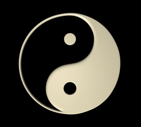 oneness: Ying Yang - Isolated