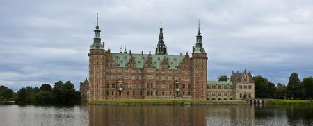 coronation: Frederiksborg Castle