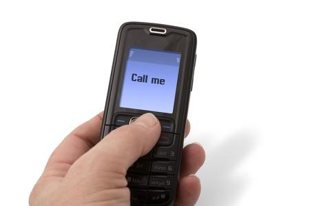 Mobile Phone - Call Me