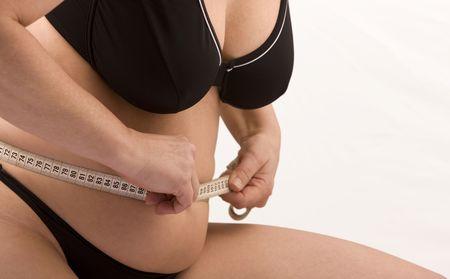 pregnant underwear: Body - Measurement