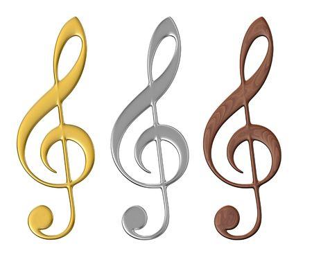 sheetmusic: Musical Nodes - Isolated