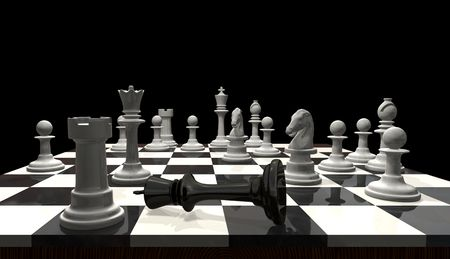 overpowered: Chess - Checkmate