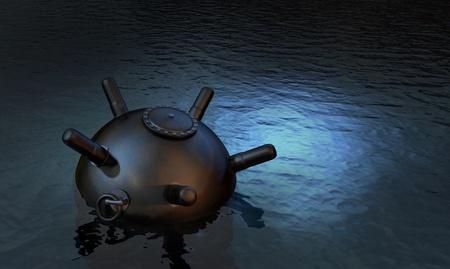 Bomb At Sea photo