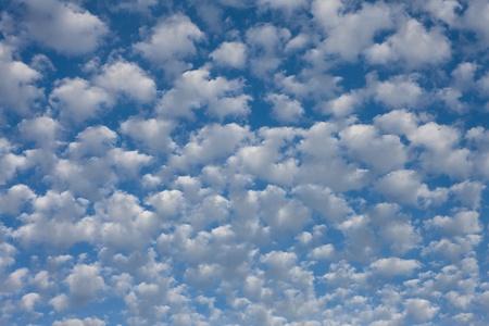 Sky - Cumulus Clouds