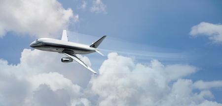 Aircraft at full Speed