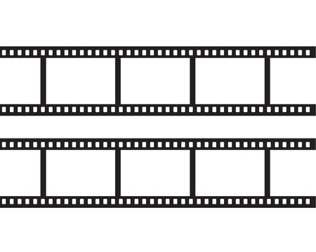 35 mm: Blank negative film