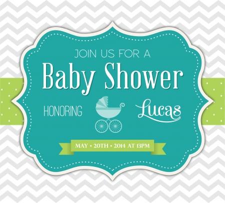 invitacion baby shower: Invitación Baby Shower