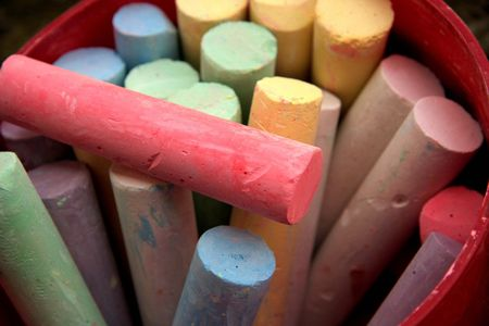 chalks: Chalks so much fun