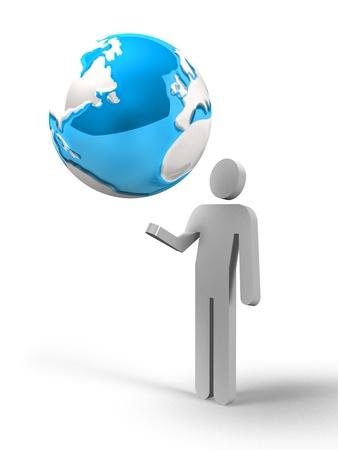 人間と地球