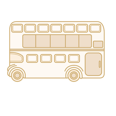 Double decker bus design