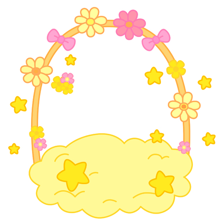 Arch on a cloud