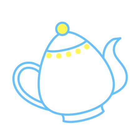 Simple teapot design