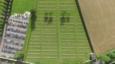 42nd: Cemetery soldiers AMA � � Rican died fighting in the Aisne Editorial
