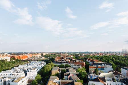 cityscape photo on Berlin south district, Germany Zdjęcie Seryjne