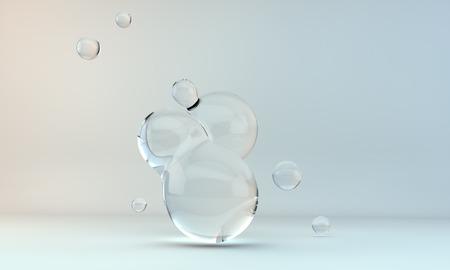 Waterdruppels Stockfoto - 40264614