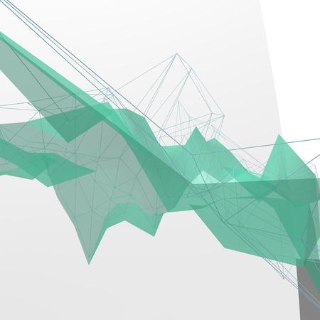 netwerkstructuur Stockfoto