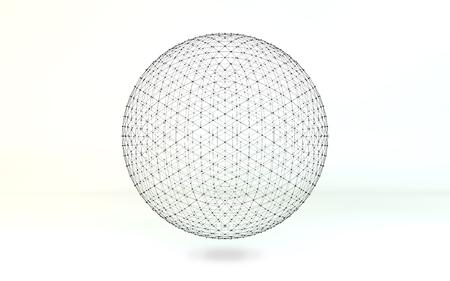sphere: geometric sphere