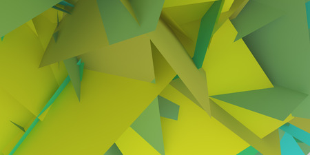 Green chaos