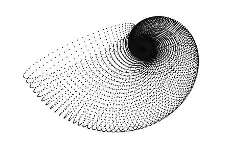 fibonacci number: fibonacci golden spiral
