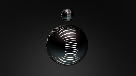 chrome: chrome spheres