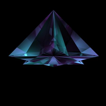 tetra: star pyramid