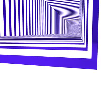 Abstract stripes Stockfoto - 104555101